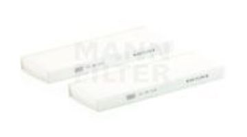 Фильтр салона MANN CU24012-2