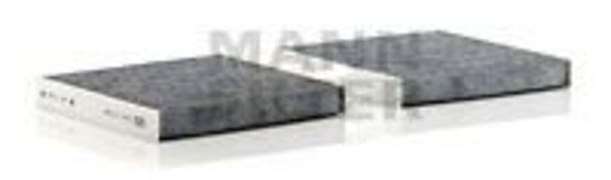 Фильтр салона угольный MANN CUK 19 004