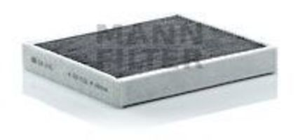 Купить Фильтр воздуха салона угольный MANN CUK2143