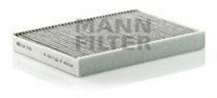 Купить Фильтр воздуха салона угольный MANN CUK2742