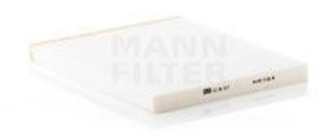 Фильтр салона MANN CU 26 017