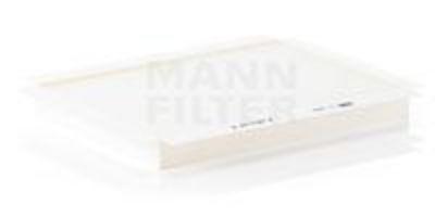 Фильтр салона MANN CU 2622