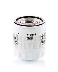 Фильтр масляный MANN W7015