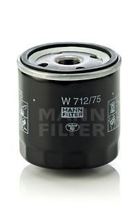 Фильтр масляный MANN W71275