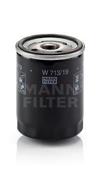 Фильтр масляный MANN W71319