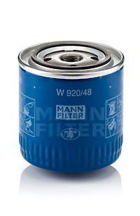 Фильтр масляный MANN W92048