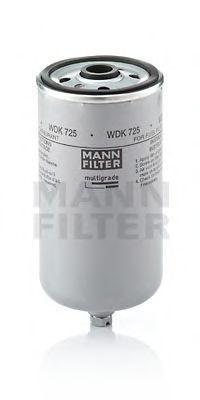 Фильтр топливный MANN WDK 725