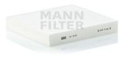 Фильтр салона MANN CU2141
