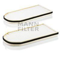 Купить Фильтр воздуха салона MANN CU36422