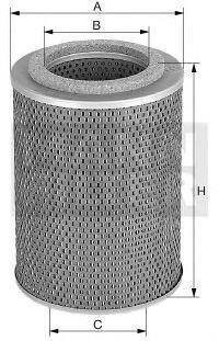 Масляный фильтр MANN H941