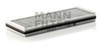 Фильтр воздуха салона угольный MANN CUK3840  - купить со скидкой