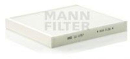 Купить Фильтр воздуха салона MANN CU2757