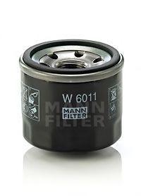 Масляный фильтр MANN W6011