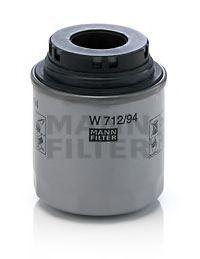 Фильтр масляный MANN W71294