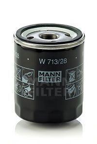 Фильтр масляный MANN W71328
