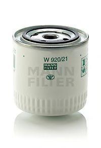 Фильтр масляный MANN W92021