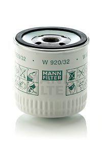 Фильтр масляный MANN W92032