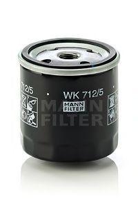 Фильтр топливный MANN WK 712/5