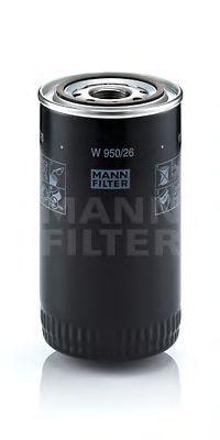Фильтр масляный MANN W 950/26