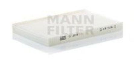 Фильтр, воздух во внутренном пространстве MANN CU2218