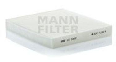 Фильтр салона MANN CU2362