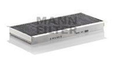 Купить Фильтр воздуха салона угольный MANN CUK3554