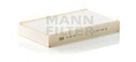 Фильтр, воздух во внутренном пространстве MANN CU26004
