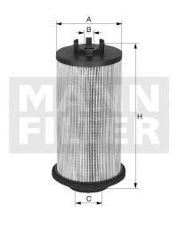 Топливный фильтр MANN PU1046X