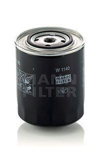 Фильтр масляный MANN W1140
