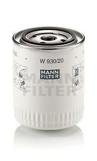 Фильтр масляный MANN W93020