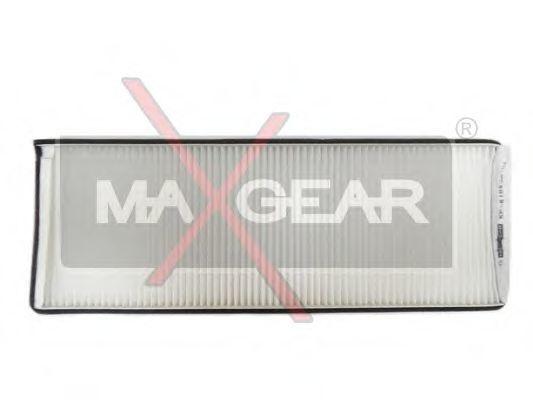 Фильтр салона MAXGEAR 260059