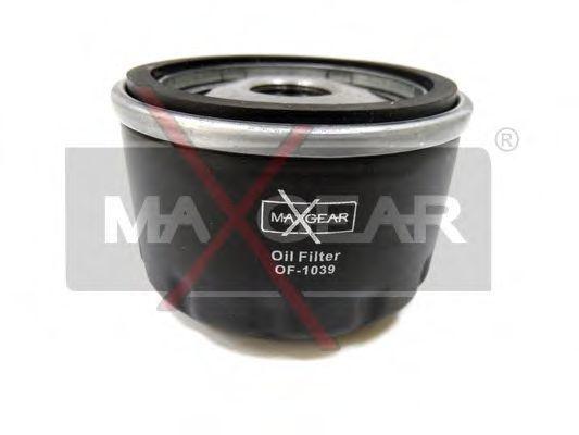 Фильтр масляный MAXGEAR 260102