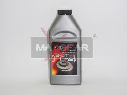 Тормозная жидкость DOT4 500мл MAXGEAR 360047