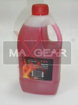 Антифриз G12 красный 2л MAXGEAR 36-0050
