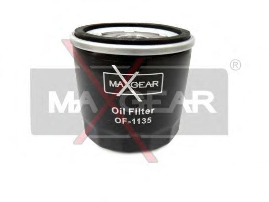 Фильтр масляный MAXGEAR 26-0126