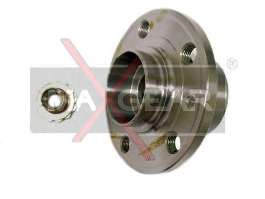 Подшипник ступицы комплект MAXGEAR 330381