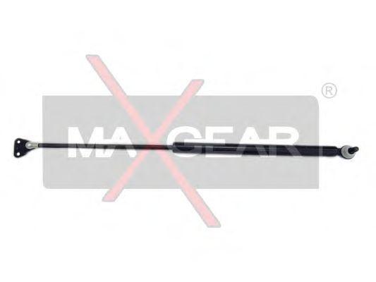 Амортизатор багажника MAXGEAR 12-0255