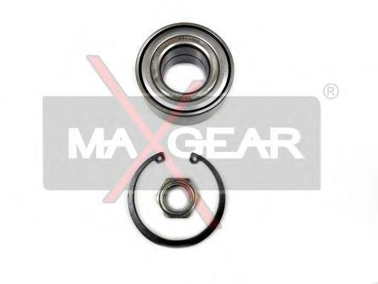 Подшипник ступицы комплект MAXGEAR 330045