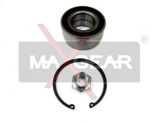 Подшипник ступицы комплект MAXGEAR 33-0051