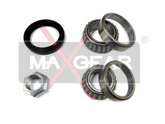 Подшипник ступицы колеса комплект MAXGEAR 330061