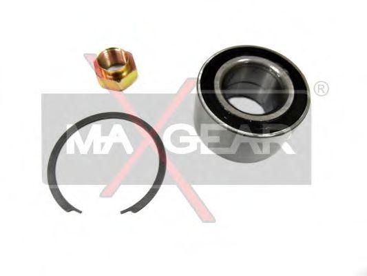 Подшипник ступицы комплект MAXGEAR 330123