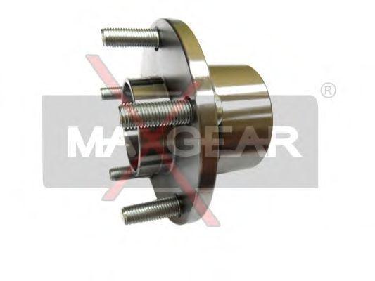 Ступица колеса MAXGEAR 330148