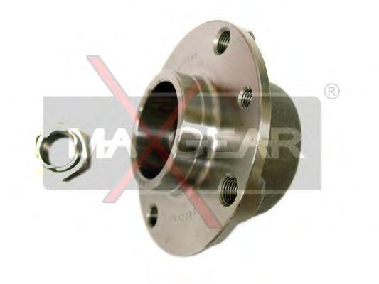 Подшипник ступицы колеса комплект MAXGEAR 33-0129