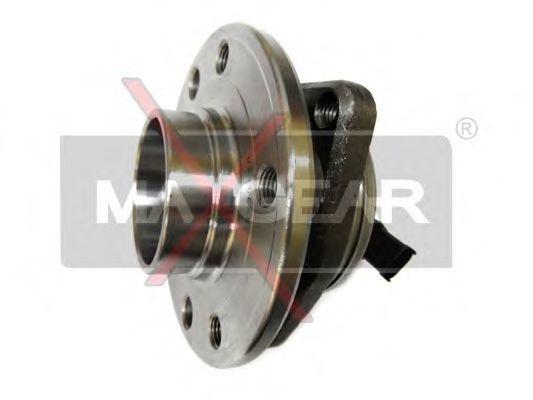 Подшипник ступицы колеса комплект MAXGEAR 33-0272