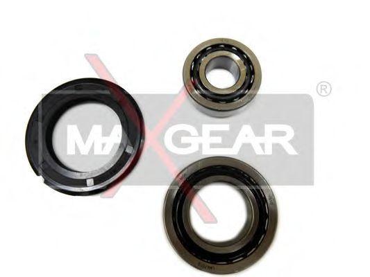 Подшипник ступицы комплект MAXGEAR 330282