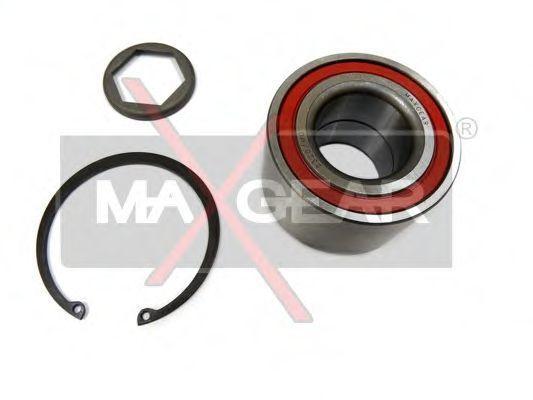 Подшипник ступицы комплект MAXGEAR 330288