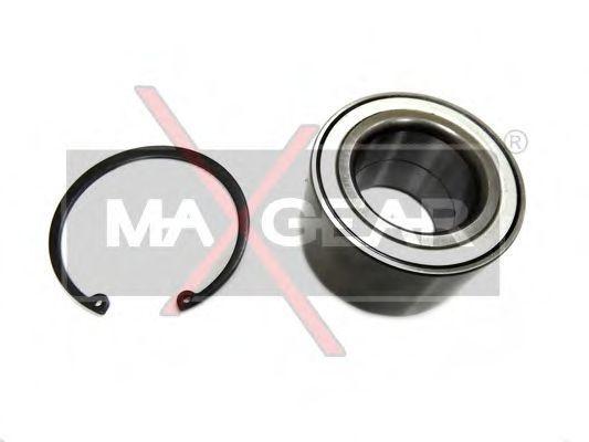 Подшипник ступицы комплект MAXGEAR 330291