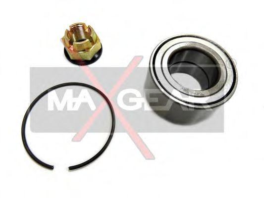 Подшипник ступицы комплект MAXGEAR 330303