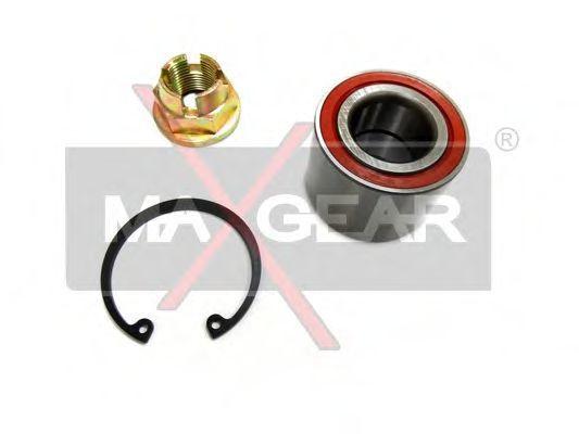 Подшипник ступицы комплект MAXGEAR 330318