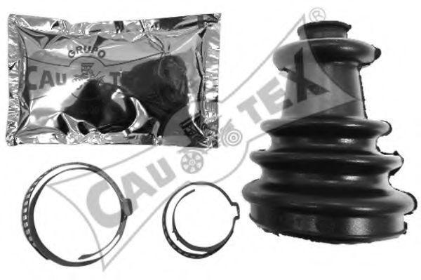 Комплект пылника, приводной вал CAUTEX 020213